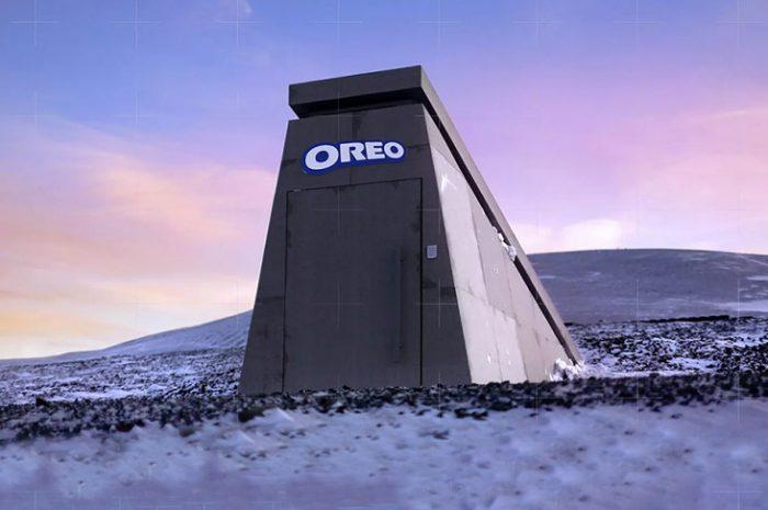 Ahora hay una deliciosa bóveda de Oreo Doomsday en Noruega