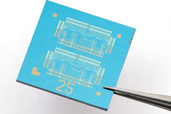 Chip informático 2D de próxima generación: ¿funciona como una neurona?
